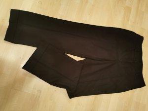Madeleine Pantalon en laine noir