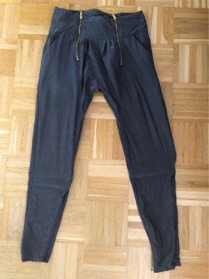 Hose aus Stoff, Nümph, Gr. 36, grau