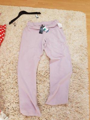 Emporio Armani Pantalon cigarette violet
