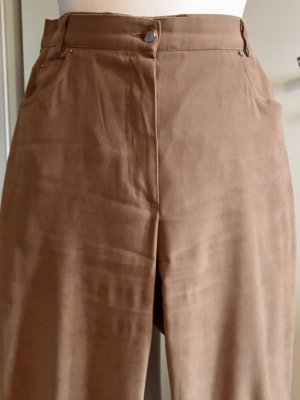 Alba Moda Spodnie z pięcioma kieszeniami camel