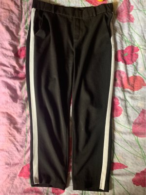 Zara Pantalon capri noir
