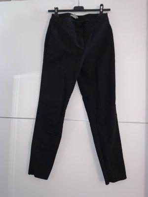 H&M Pantalone a vita bassa nero