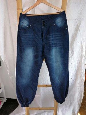 Harem Pants dark blue
