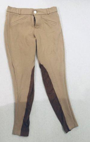 Zara Leggings marrone chiaro