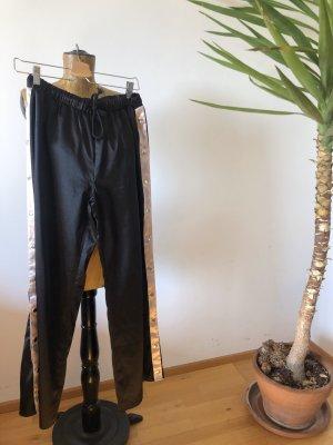 Parisian Jersey Pants black-rose-gold-coloured
