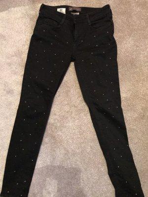 Pantalone da cavallo nero