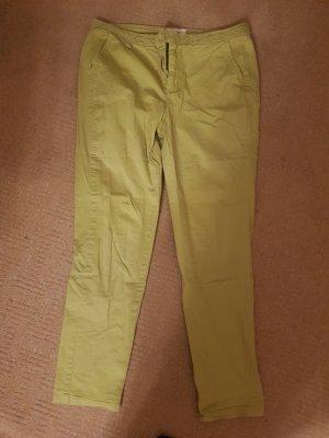Linea Tesini Pantalone jersey verde prato