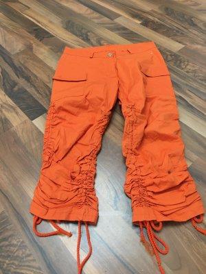 Capris orange-dark orange