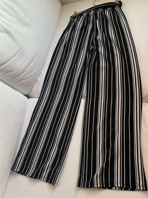 Baggy Pants black-white