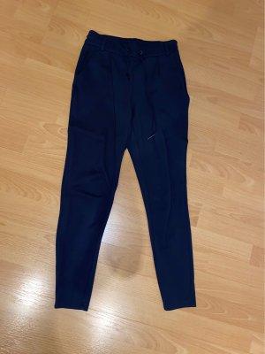 Noisy May Pantalone elasticizzato blu scuro