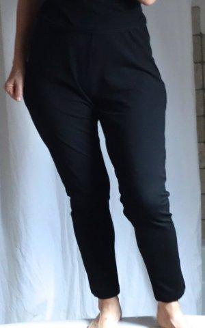 Legging zwart Katoen