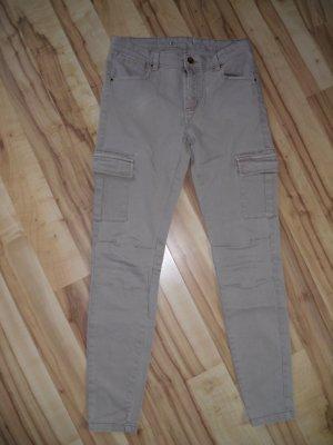 Amisu Cargo Pants beige