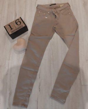 Hose beige Imperial Jeans Röhre