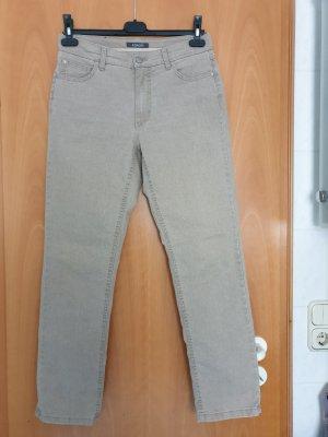 Adagio Pantalon cinq poches beige