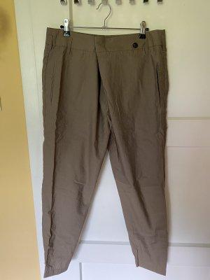 Brunello Cucinelli Pantalone chino beige