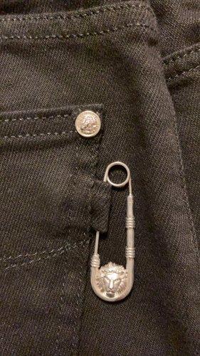Versace Slim Jeans black
