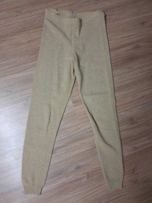 Stefanel Pantalon en laine beige
