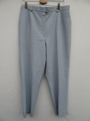 Hose blau Damen Vintage retro Gr. 44