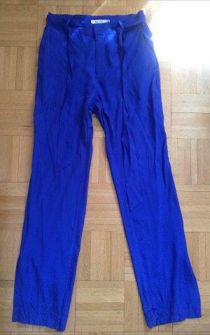 NA-KD Pantalón tipo suéter azul