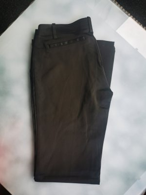 adilisk Broek met wijd uitlopende pijpen zwart