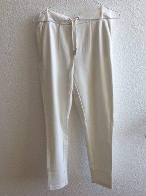 Be only Spodnie ze stretchu biały
