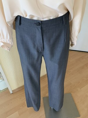 Marc Cain Woolen Trousers grey