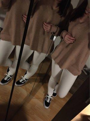 Tezenis Pantalone a sigaretta bianco