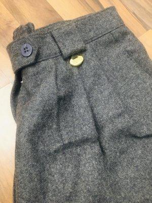 Pantalon boyfriend gris