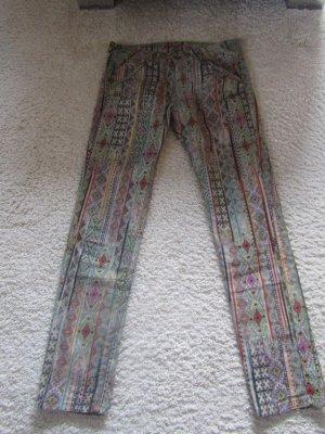 Please Trousers multicolored mixture fibre