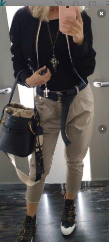 Pantalón boyfriend beige-camel