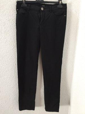 Hallhuber Pantalone cinque tasche nero