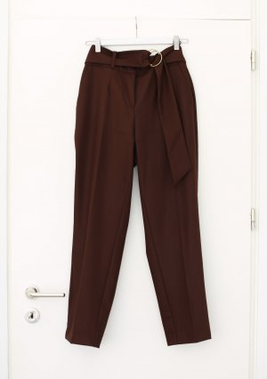 Hose Chino braun von Ivy & Oak Vintage Look sustainable Gr. 38 High Waist Schöne Anzugshose von Ivy & Oak