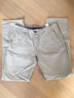 Hose Chino Regular Fit hell beige Gr. 30""