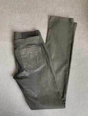 Comptoir des Cotonniers Pantalone cinque tasche ocra