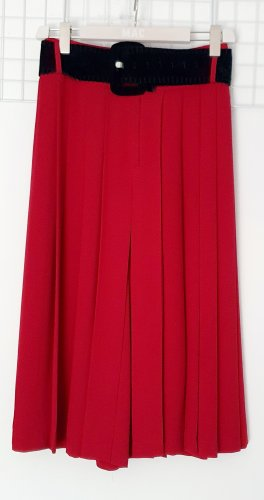 Strenesse Culottes black-red polyester
