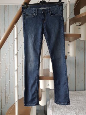 Big Star Tube Jeans dark blue