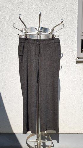 Betty Barclay Wełniane spodnie Wielokolorowy Wiskoza