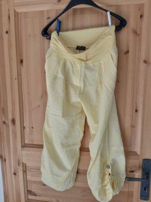 Pantalone bloomers giallo