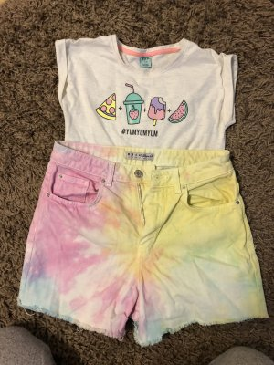 Primark Twin set in jersey multicolore