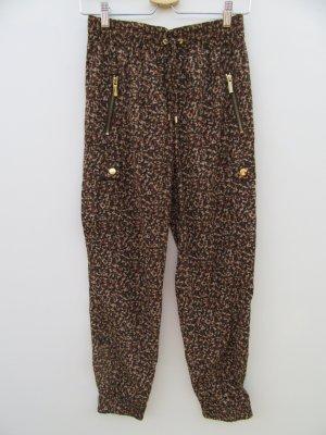 Michael Kors Pantalón abombado marrón