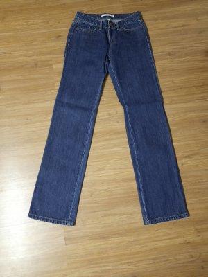 Tommy Hilfiger Jeans boyfriend bleu foncé