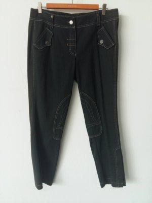 laurel jeans Stretch jeans donkergrijs Katoen