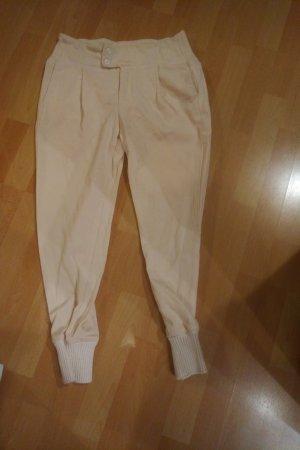 Dondup Pantalone di lana beige chiaro
