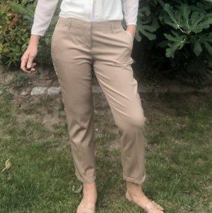 Dorothee Schumacher Pantalon en laine chameau laine