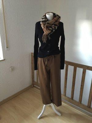 Cambio Falda pantalón de pernera ancha coñac