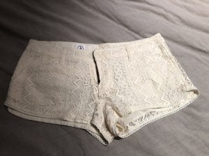 Volcom Pantalón abombado blanco puro