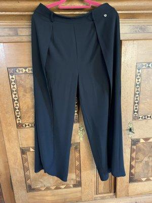 Rinascimento Pantalone culotte nero