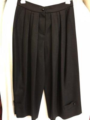 Emporio Armani Wollen broek zwart