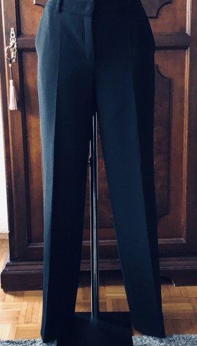 Escada Pantalón anchos negro-color rosa dorado