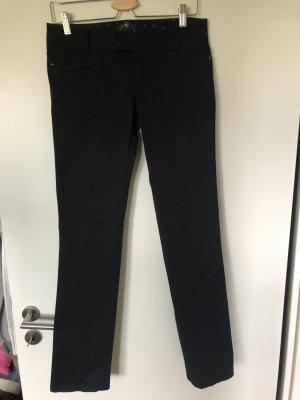 Edc Esprit Spodnie z pięcioma kieszeniami czarny